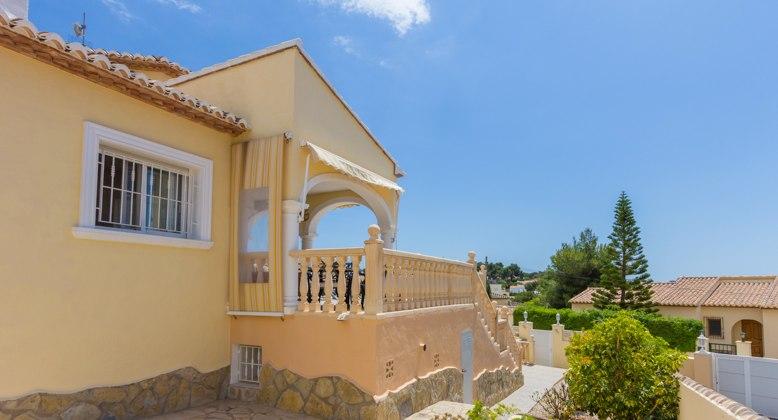 Квартиры в кальпе испания аренда виллы