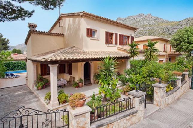 Недорогие дома испании купить