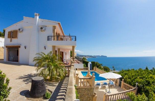Испания купить недвижимость на море